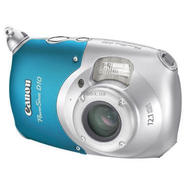 Цифровой фотоаппарат Canon PowerShot D10is Фото