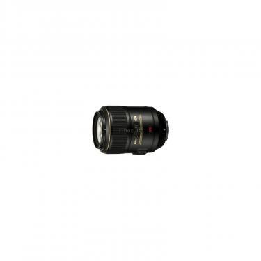 Объектив Nikkor AF-S 105mm f/2.8G IF-ED VRII Nikon (JAA630DA) - фото 2
