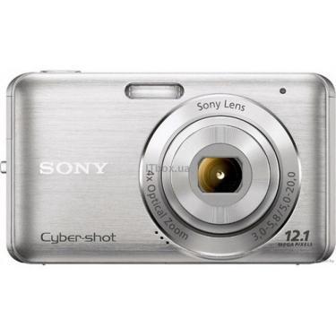 Цифровий фотоапарат Cybershot DSC-W310 silver SONY (DSC-W310S) - фото 1