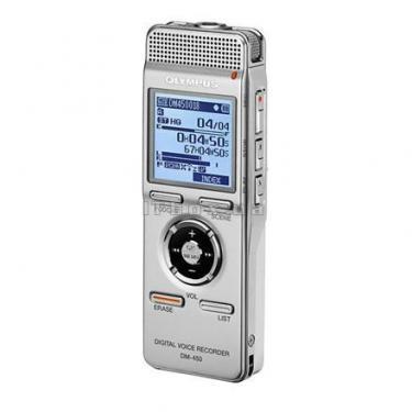 Цифровой диктофон Olympus DM-450-E1-SLV (N2283221) - фото 1