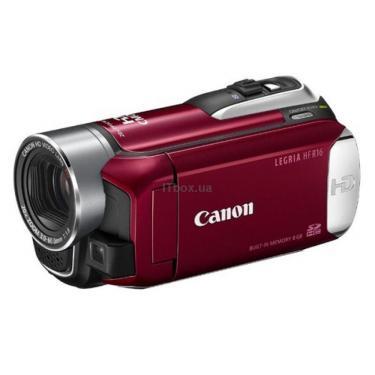 Цифровая видеокамера Legria HF R16 red Canon (4392B001/4392B016) - фото 1
