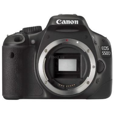 Цифровой фотоаппарат EOS 550D 18-135 lens kit Canon (4463B011/4463B058) - фото 1