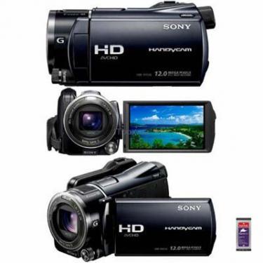 Цифровая видеокамера HDR-CX550E SONY - фото 1