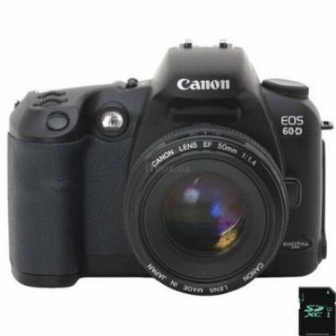 Цифровой фотоаппарат EOS 60D body Canon (4460B100) - фото 1