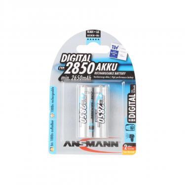 Акумулятор AA R6 2850 mAh Digital * 2 Ansmann (5035082 / 5035202) - фото 1