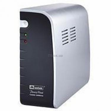 Пристрій безперебійного живлення PowerMust 600 Offline Mustek (98-OCD-FR601) - фото 1
