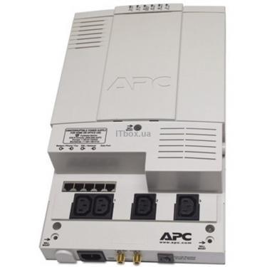 Источник бесперебойного питания Back HS 500VA APC (BH500INET) - фото 2