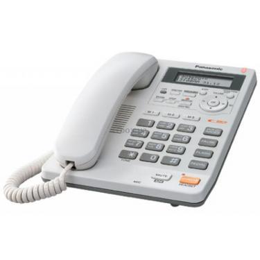 Телефон KX-TS2570 PANASONIC (KX-TS2570UAW) - фото 1