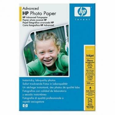 Бумага HP 10x17 Advanced Glossy Photo Paper (Q8694A) - фото 1