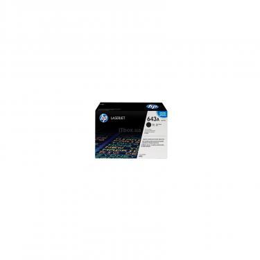 Картридж HP CLJ  643A Black для 4700 (Q5950A) - фото 1
