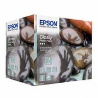 Бумага EPSON 10х15 Glossy Photo (C13S042201) - фото 1