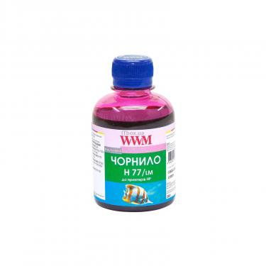 Чернила WWM HP №177 85 Light Magenta (H77/LM) - фото 1