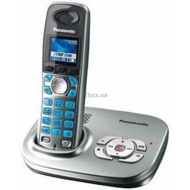 Телефон DECT PANASONIC KX-TG8021UAS - фото 1