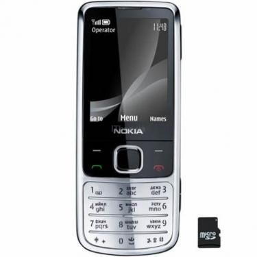 Мобильный телефон 6700 classic Chrome Nokia (002L2Q5) - фото 1