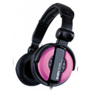 Навушники SVEN GD-999 black-pink - фото 1