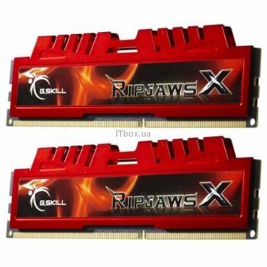 Модуль памяти для компьютера DDR3 8GB (2x4GB) 2133 MHz G.Skill (F3-17000CL9D-8GBXLD) - фото 1