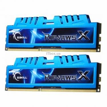 Модуль памяти для компьютера DDR3 4GB (2x2GB) 1866 MHz G.Skill (F3-14900CL8D-4GBXM) - фото 1