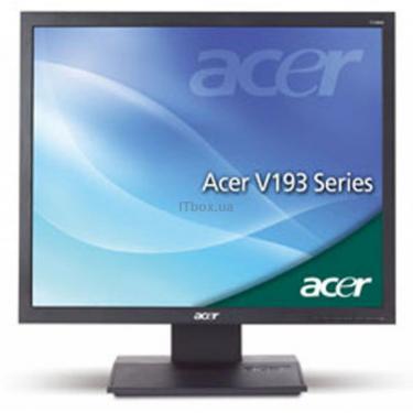 Монитор Acer V193DB EcoDisplay (ET.CV3RE.D02) - фото 1