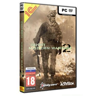 Гра Call of Duty: Modern Warfare.2 1C (Call of Duty: Modern Warfare 2) - фото 1