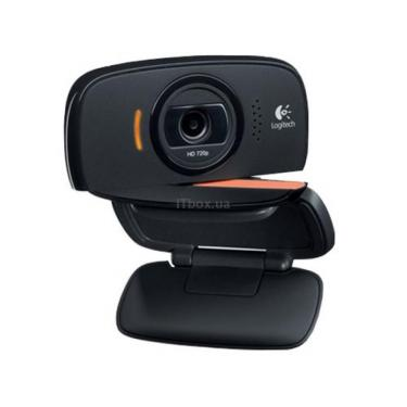 Веб-камера Logitech Webcam C510 HD (960-000640) - фото 1