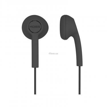 Навушники KOSS KE5 Black - фото 1