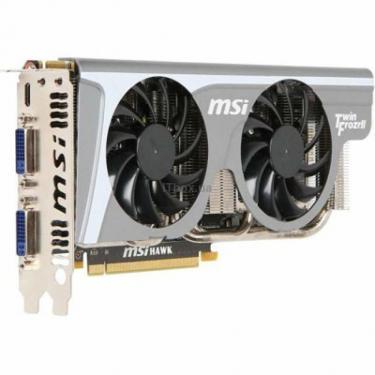 Відеокарта GeForce GTX460 1024Mb Hawk MSI (N460GTX Hawk) - фото 1