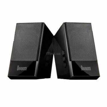 Акустическая система Iris 05 Divoom (Iris-05 USB, black) - фото 1