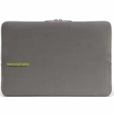 "Чохол до ноутбука Tucano 17"" Folder microfribra (BFUS-MB17-GV) - фото 1"