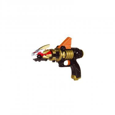Игрушечное оружие Power Rangers Бластер черный со звуком Фото