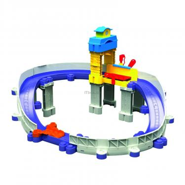 Игровой набор Tomy Вилсон на ремонтной станции Фото 1