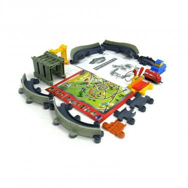 Игровой набор Tomy Вилсон на ремонтной станции Фото 3