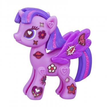 Игровой набор Hasbro Создай свою пони, Твайлайт Спаркл Фото 1