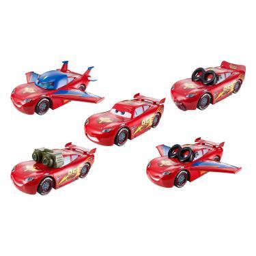 Игровой набор Mattel Трансформер Молния-МаКкуин 5 в 1 из м/ф Тачки Фото 7