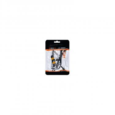 Навушники REAL-EL Z-1005 Black/Orange - фото 2