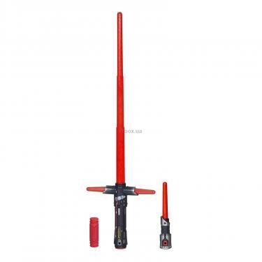 Игрушечное оружие Hasbro Star Wars Cветовой меч Кайло Рена Фото 1