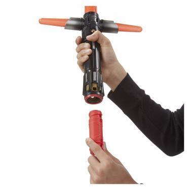Игрушечное оружие Hasbro Star Wars Cветовой меч Кайло Рена Фото 2