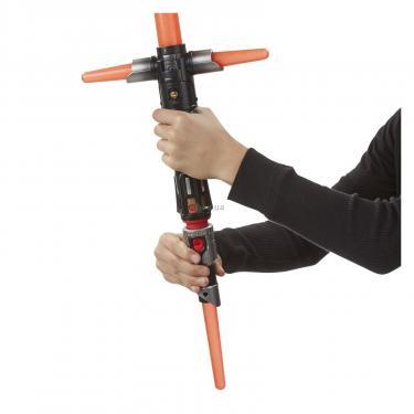 Игрушечное оружие Hasbro Star Wars Cветовой меч Кайло Рена Фото 3