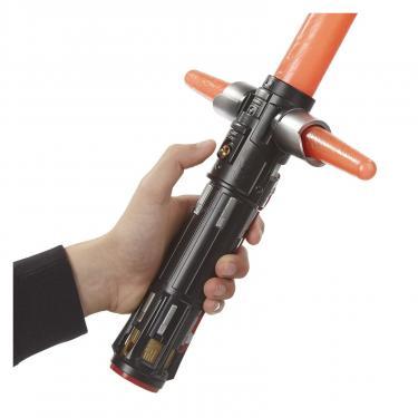 Игрушечное оружие Hasbro Star Wars Cветовой меч Кайло Рена Фото 4