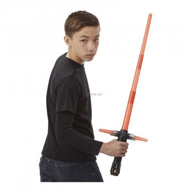 Игрушечное оружие Hasbro Star Wars Cветовой меч Кайло Рена Фото 5