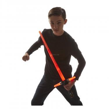 Игрушечное оружие Hasbro Star Wars Cветовой меч Кайло Рена Фото 6