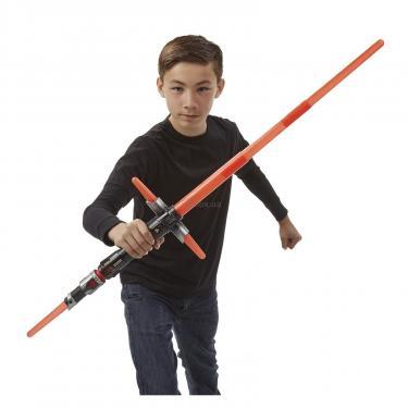 Игрушечное оружие Hasbro Star Wars Cветовой меч Кайло Рена Фото 7