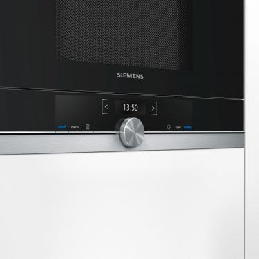 Мікрохвильова піч Siemens BE 634 LGS1 (BE634LGS1) - фото 2