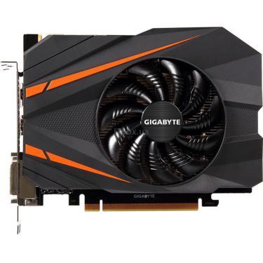 Відеокарта Gigabyte GeForce GTX1070 8192Mb Mini ITX OC (GV-N1070IXOC-8GD) - фото 2