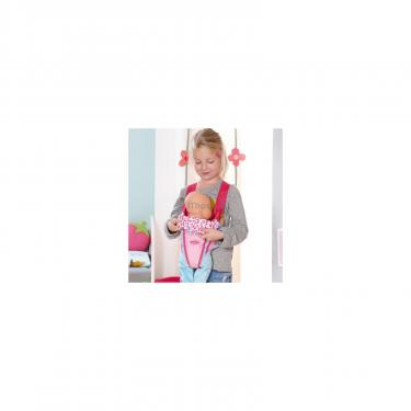 Аксессуар к кукле Zapf Рюкзак-кенгуру для куклы Baby Born Фото 2