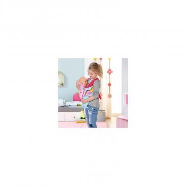Аксессуар к кукле Zapf Рюкзак-кенгуру для куклы Baby Born Фото 4