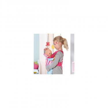 Аксессуар к кукле Zapf Рюкзак-кенгуру для куклы Baby Born Фото 5