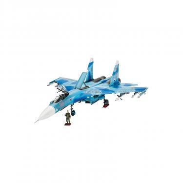 Сборная модель Revell Многоцелевой истребитель Sukhoi Su-27SM 1:72 Фото 1