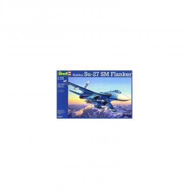Сборная модель Revell Многоцелевой истребитель Sukhoi Su-27SM 1:72 Фото