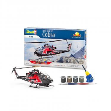 Сборная модель Revell Самолет AH-1F Cobra Flying Bulls 1:48 Фото 2
