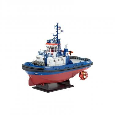 Сборная модель Revell Портовый буксир Harbour Tug Boat Fairplay 1:144 Фото 1